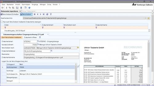 Dokumentenmanagement - auf alle Informationen schnell zugreifen