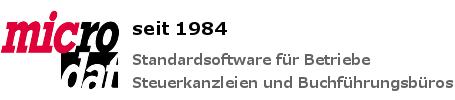 Firmenlogo microdat GmbH Uttenreuth