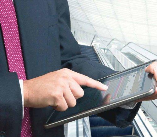 1. Produktbild ZEUS® Zeiterfassung / Zutrittskontrolle