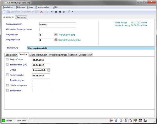 3. Produktbild realax Facility Management