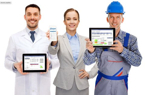 2. Produktbild GUARDUS Qualitätsmanagement (CAQ)