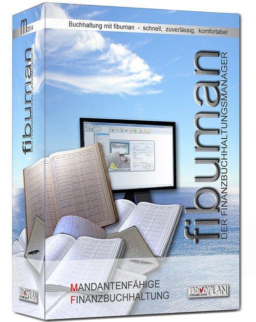 1. Produktbild fibuman - Finanzbuchhaltung - Buchhaltungssoftware