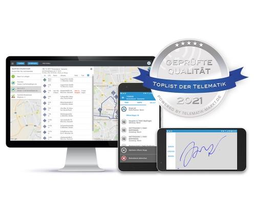 Connect-Transport - plattformunabhängig