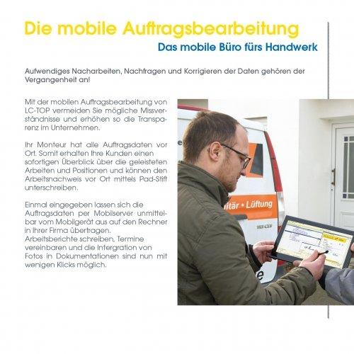 Das mobile Büro fürs Handwerk