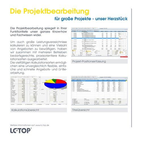 11. Produktbild LC-TOP - Handwerkersoftware für die Auftragsbearbeitung