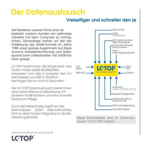 15. Produktbild LC-TOP - Handwerkersoftware für die Auftragsbearbeitung