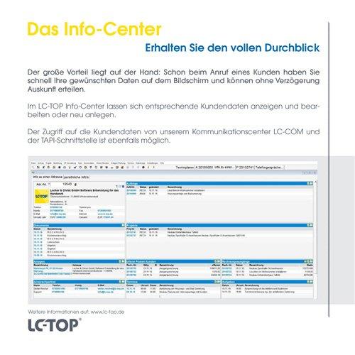 17. Produktbild LC-TOP - Handwerkersoftware für die Auftragsbearbeitung