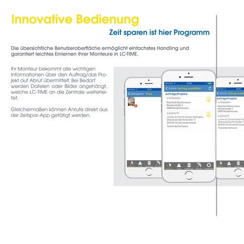 25. Produktbild LC-TOP - Handwerkersoftware für die Auftragsbearbeitung