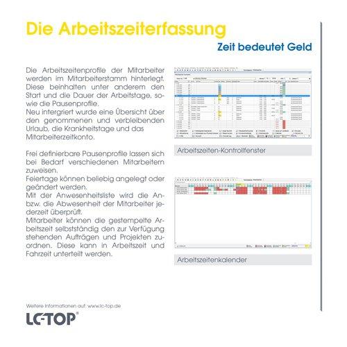 19. Produktbild LC-TOP - Kalkulationssoftware für GAEB