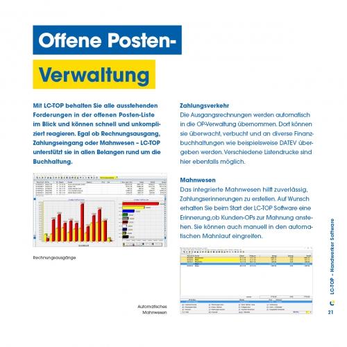 Offene Posten-Verwaltung