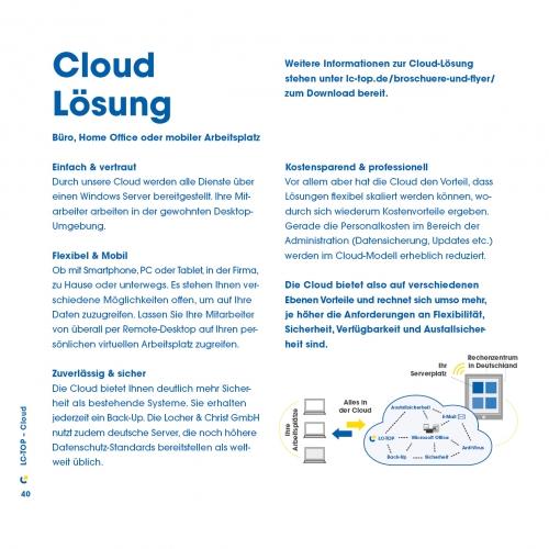 Cloud Lösung