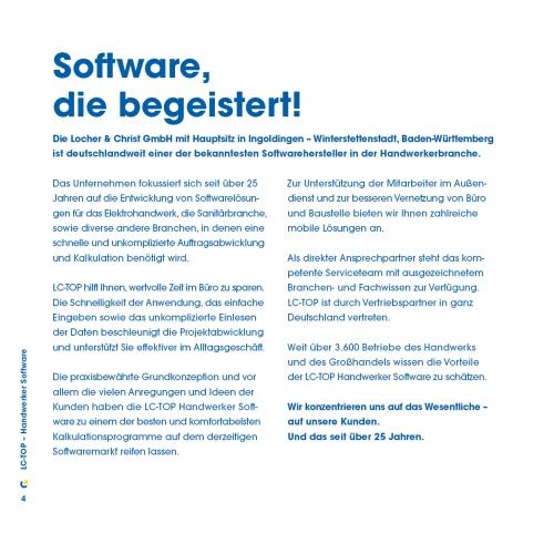 Software, die begeistert!
