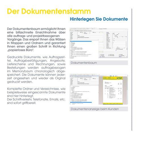 32. Produktbild LC-TOP Kundendienstsoftware für Sanitär-Heizung-Klima (SHK)