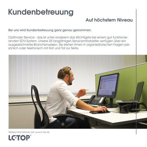 35. Produktbild LC-TOP Kundendienstsoftware für Sanitär-Heizung-Klima (SHK)