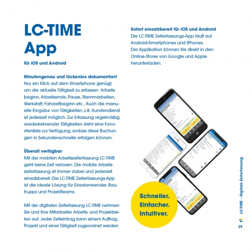 LC-TIME App