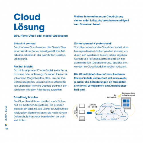 Cloud Lösung