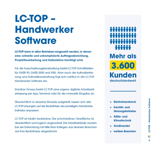 LC-TOP - Handwerker Software