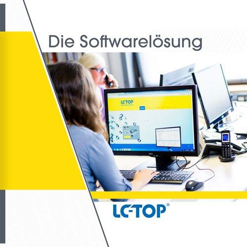 1. Produktbild LC-TOP Mobil - Handwerksprogramm zur mobilen Auftragsbearbeitung
