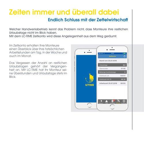 27. Produktbild LC-TOP Mobil - Handwerksprogramm zur mobilen Auftragsbearbeitung