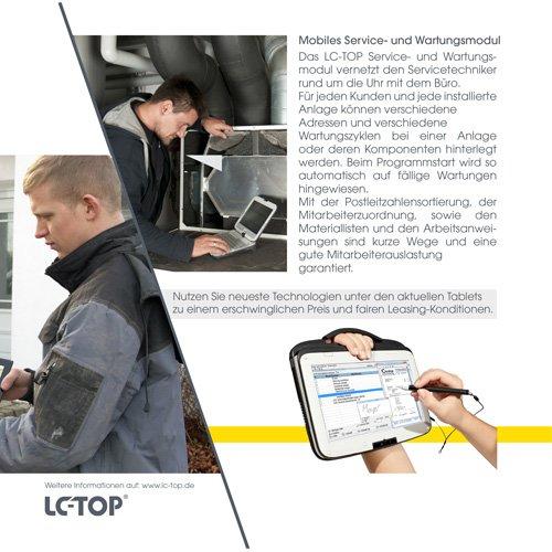 31. Produktbild LC-TOP-Zeiterfassung - Arbeitszeitenprofile Ihrer Mitarbeiter