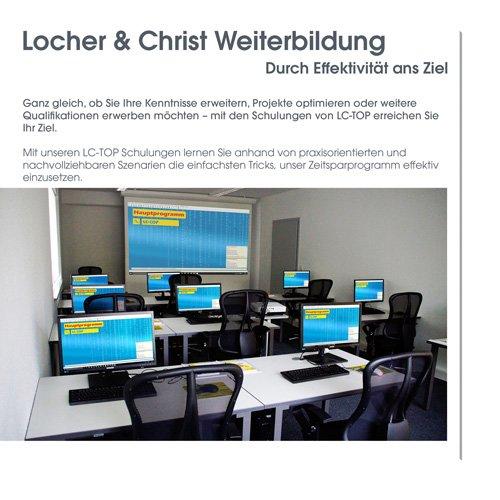 34. Produktbild LC-TOP-Zeiterfassung - Arbeitszeitenprofile Ihrer Mitarbeiter