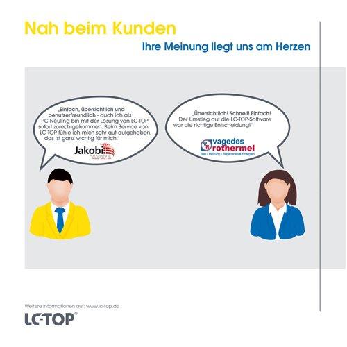 7. Produktbild LC-TOP-Zeiterfassung - Arbeitszeitenprofile Ihrer Mitarbeiter