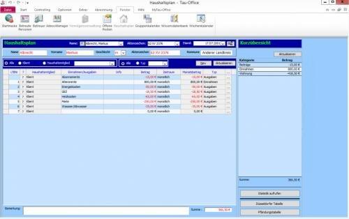 2. Produktbild Tau-Office BetreuungsManager
