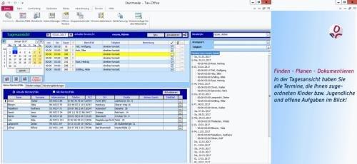 2. Produktbild Tau-Office Hilfen zur Erziehung