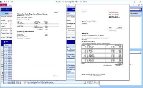 1. Produktbild Tau-Office Betreutes Wohnen