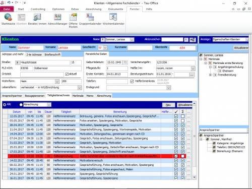 2. Produktbild Tau-Office Alzheimerberatung