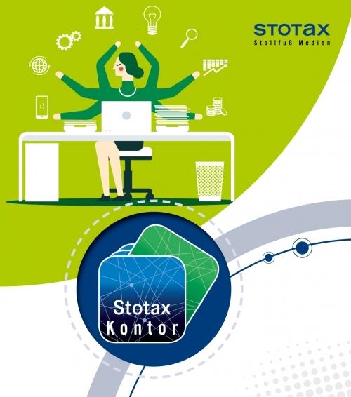 Stotax Kontor - die Buchhaltersoftware!