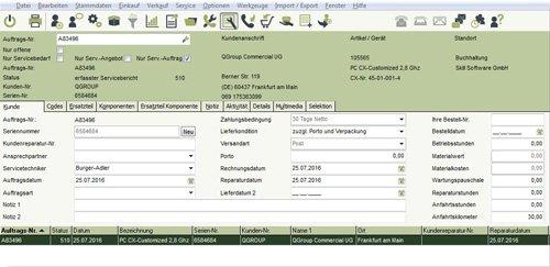 3. Produktbild COMMERCIAL Technischer Service