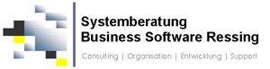 Firmenlogo Business Software Ressing Systemberatung Steinmauern