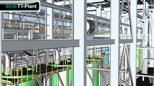 4. Produktbild TT-PLANT - 3D CAD Lösung für die Rohrleitungsplanung