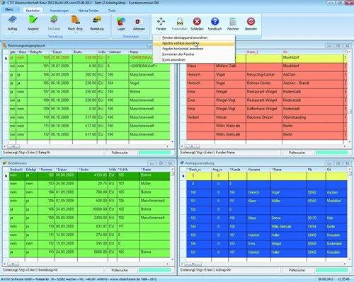 2. Produktbild CTO Warenwirtschaft