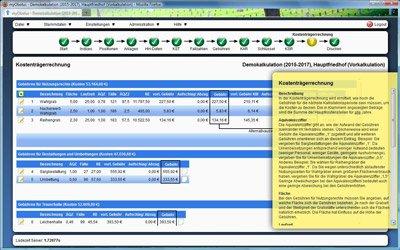 1. Produktbild myObolus - Kalkulation von Friedhofsgebühren