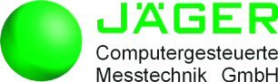 Firmenlogo Jäger Computergesteuerte Messtechnik GmbH Lorsch