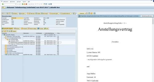 4. Produktbild EASY PCM Personnel File - Die digitale Personalakte in SAP