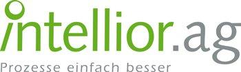 Firmenlogo intellior AG BPM-Lösungen für Ihren Erfolg Stuttgart