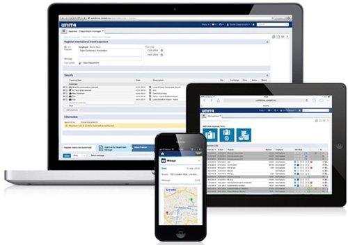 2. Produktbild Unit4 Travel and Expenses - Reisekostensoftware