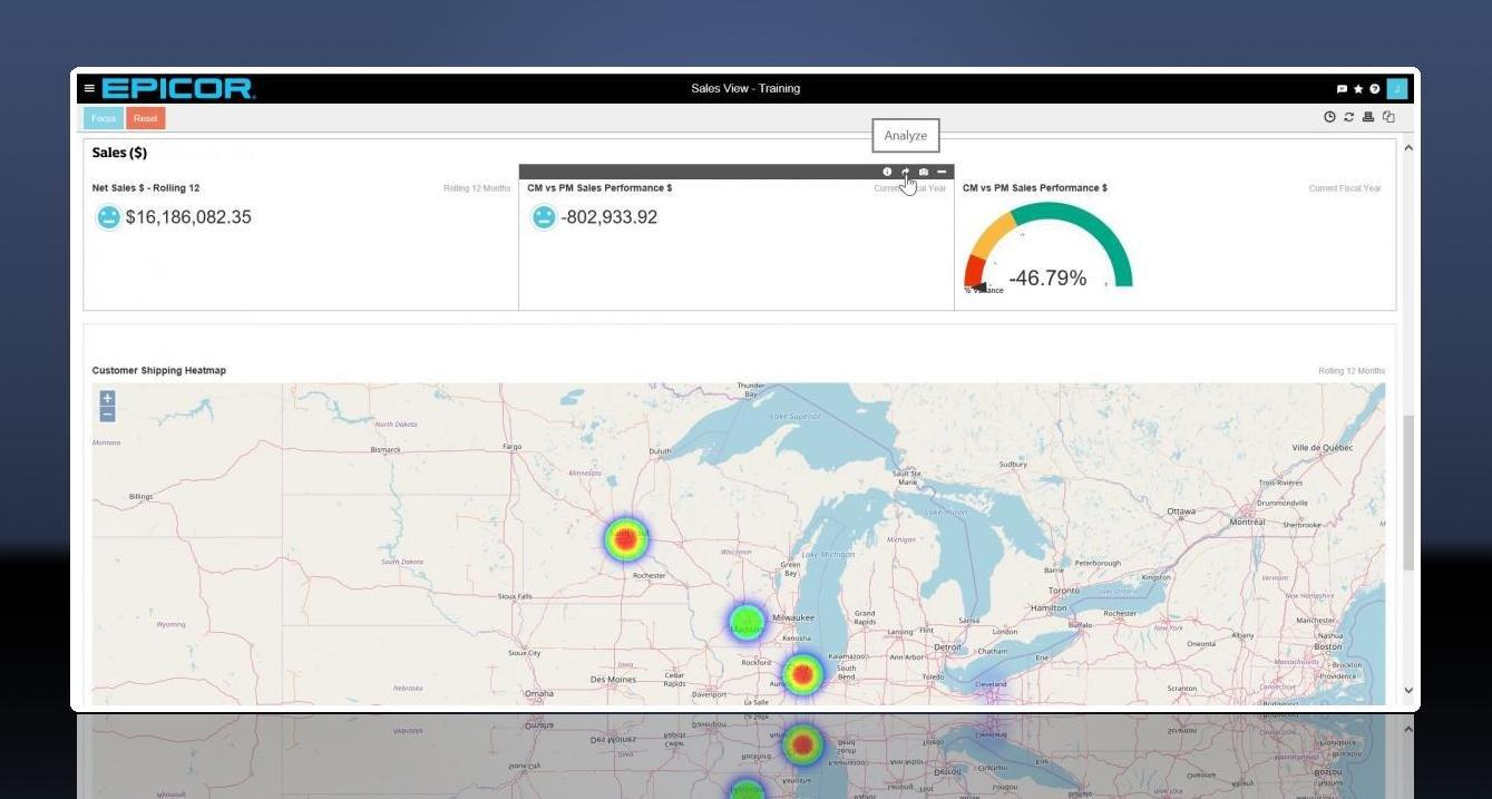 Epicor Data Analytics 2