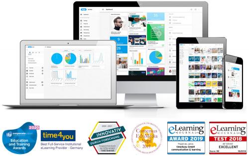 Mehrfach national und international ausgezeichnete IBT SERVER-Software