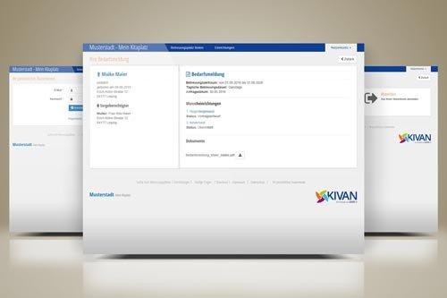 2. Produktbild KIVAN - Kita Software für Kommunen, Kitas und Eltern