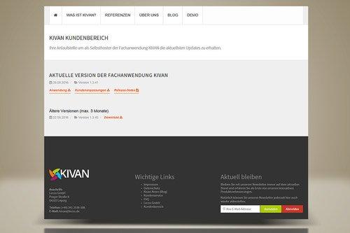 4. Produktbild KIVAN - Kita Software für Kommunen, Kitas und Eltern