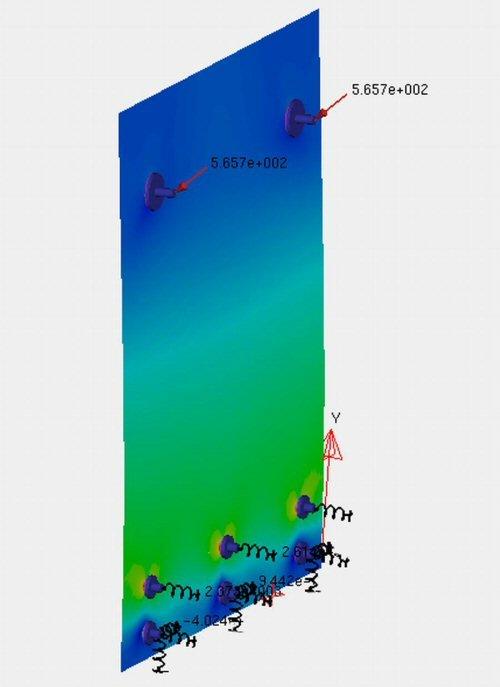 4. Produktbild - SJ MEPLA - Software für moderne Glaskonstruktionen