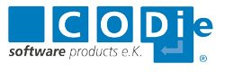 Firmenlogo CODie software products e.K. Inh. Andreas Bargfried Potsdam