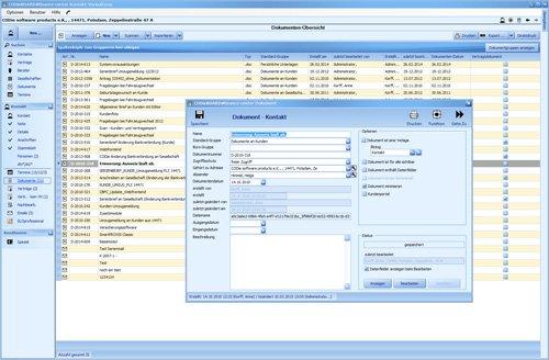 3. Produktbild CODieBOARD#finance-center Maklersoftware+Provisionsabrechnung