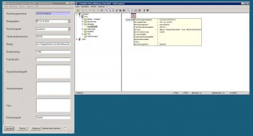 Archiv Client (CA Explorer): Objekt/Dokument