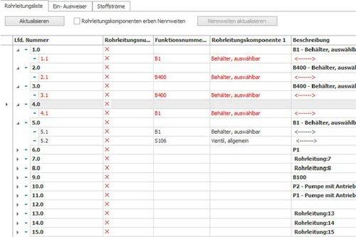 7. Produktbild PlantEngineer: P&ID-Software für den Anlagenbau