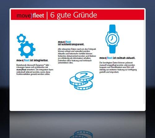 5. Produktbild move)fleet – Fuhrparkverwaltung Software